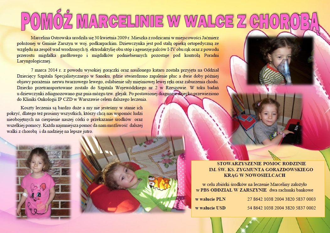 marcelina plakat