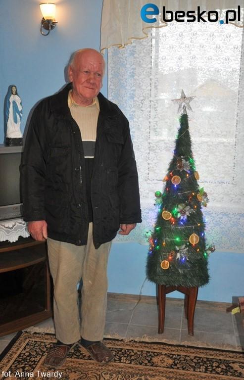 pan Krężel w swoim domu Kopiowanie Kopiowanie